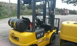 Kiralık Forklift Eskişehir